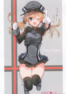 Rating: Safe Score: 33 Tags: kantai_collection mishima_kurone prinz_eugen_(kancolle) User: kiyoe