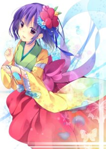 Rating: Safe Score: 39 Tags: hieda_no_akyuu kisaragi_kiriha touhou User: 椎名深夏