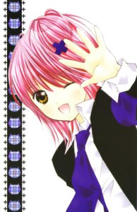 Rating: Safe Score: 5 Tags: hinamori_amu peach-pit screening shugo_chara User: Paddypam