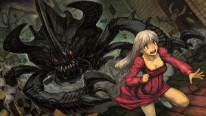 Rating: Safe Score: 26 Tags: cleavage dragon's_crown dress monster shirai_yasuo User: Radioactive