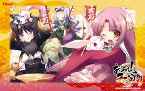 Rating: Safe Score: 14 Tags: appare!_tenka_gomen baseson kuwada_yuuki seifuku wallpaper User: wabo