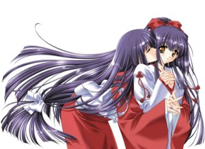 Rating: Safe Score: 36 Tags: carnelian fixed kuraki_mizuna kuraki_suzuna miko moonlight_lady orbit User: Radioactive