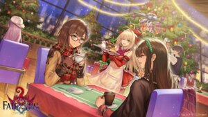 Rating: Questionable Score: 8 Tags: christmas fate/grand_order megane pengnangehao User: Dreista