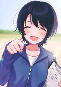 Rating: Safe Score: 13 Tags: gym_uniform shigure_ui tagme User: kiyoe