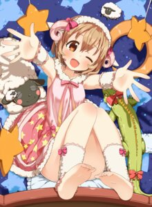 Rating: Questionable Score: 37 Tags: koga_koharu loli muku-coffee the_idolm@ster the_idolm@ster_cinderella_girls User: dyj