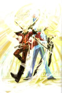 Rating: Safe Score: 6 Tags: dante devil_may_cry tagme User: charunetra