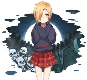 Rating: Safe Score: 26 Tags: blood shirasaka_koume the_idolm@ster the_idolm@ster_cinderella_girls wawa User: animeprincess