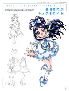 Rating: Questionable Score: 4 Tags: dress futari_wa_pretty_cure heels pretty_cure sketch yukishiro_honoka User: drop