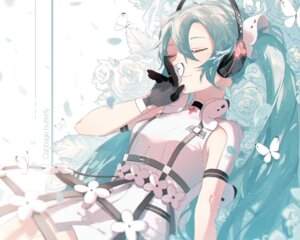 Rating: Safe Score: 17 Tags: dress hatsune_miku headphones project_sekai_colorful_stage! tagme vocaloid User: charunetra
