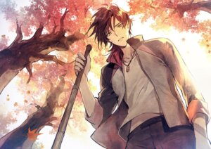 Rating: Safe Score: 9 Tags: male ookurikara_(tourabu) touken_ranbu yuki-bayashi User: charunetra