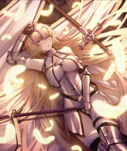 Rating: Safe Score: 33 Tags: armor fate/grand_order jeanne_d'arc jeanne_d'arc_(fate) kancell thighhighs User: Mr_GT