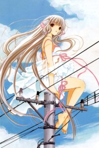 Rating: Safe Score: 21 Tags: chii chobits clamp User: Share