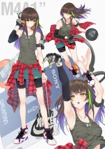 Rating: Safe Score: 33 Tags: basketball bike_shorts girls_frontline headphones ladic User: nphuongsun93