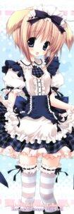 Rating: Safe Score: 37 Tags: animal_ears inumimi lolita_fashion morinaga_korune stick_poster User: Merun
