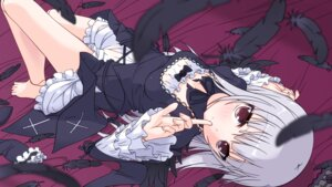 Rating: Safe Score: 54 Tags: gothic_lolita k10k lolita_fashion rozen_maiden suigintou wallpaper wings User: 椎名深夏