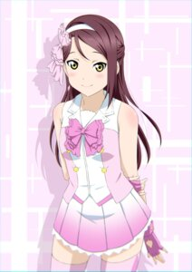 Rating: Safe Score: 33 Tags: love_live!_sunshine!! oku_no_shi sakurauchi_riko thighhighs User: hamasen205