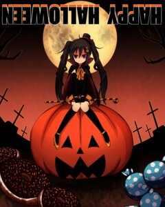 Rating: Safe Score: 19 Tags: amano_(els573) halloween note-chan User: Nekotsúh