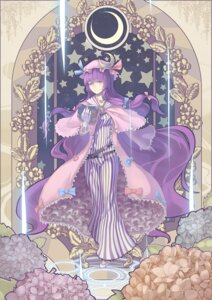 Rating: Safe Score: 10 Tags: madyy patchouli_knowledge touhou User: Radioactive