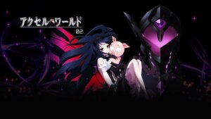 Rating: Safe Score: 31 Tags: accel_world armor black_lotus dress haruyuki_arita kuroyukihime mecha_musume no_bra wallpaper User: SHM222