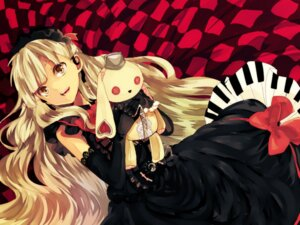 Rating: Safe Score: 15 Tags: mayu_(vocaloid) minazuki_(0038) vocaloid User: animeprincess