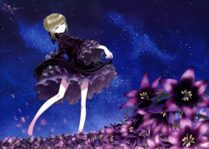 Rating: Safe Score: 28 Tags: dress fate/hollow_ataraxia fate/stay_night hisamatsu_shirou saber saber_alter User: drop