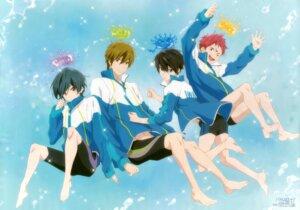 Rating: Safe Score: 6 Tags: free! high_speed! kirishima_ikuya male muta_ryouhei nanase_haruka shiina_asahi sweater swimsuits tachibana_makoto User: kunkakun
