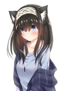 Rating: Safe Score: 52 Tags: animal_ears go-1 sagisawa_fumika the_idolm@ster the_idolm@ster_cinderella_girls User: Mr_GT