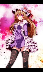 Rating: Safe Score: 22 Tags: dress maribel_hearn s-syogo thighhighs touhou User: charunetra