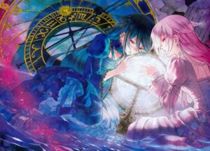 Rating: Safe Score: 20 Tags: alice_(pandora_hearts) dress mochizuki_jun pandora_hearts wet will_of_the_abyss User: scathach