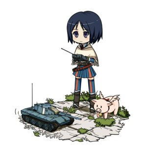 Rating: Safe Score: 8 Tags: chibi hans isara_gunther thighhighs uniform valkyria_chronicles wood0083 User: Radioactive