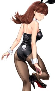 Rating: Questionable Score: 29 Tags: animal_ears ass bunny_ears bunny_girl heels kantai_collection ooi_(kancolle) pantyhose tail wa_(genryusui) User: Genex