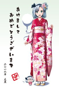 Rating: Safe Score: 21 Tags: chibi kimono konpaku_youmu myon nori_tamago touhou User: RyuZU