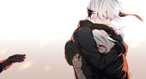 Rating: Safe Score: 15 Tags: aki663 nier_automata yorha_no.2_type_b yorha_no._9_type_s User: charunetra