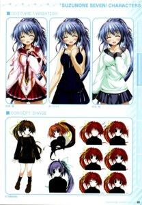 Rating: Safe Score: 6 Tags: character_design clochette dress mitsumine_minato oshiki_hitoshi seifuku suzunone_seven User: admin2