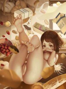 Rating: Explicit Score: 71 Tags: anus boku_no_hero_academia breast_hold feet letdie1414 naked nipples pussy uncensored uraraka_ochako User: BattlequeenYume