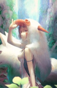 Rating: Safe Score: 58 Tags: mononoke_hime rowya san User: zero|fade