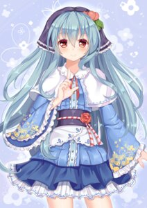 Rating: Safe Score: 26 Tags: binan_xian_lu hinanawi_tenshi lolita_fashion touhou wa_lolita User: Mr_GT