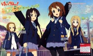 Rating: Safe Score: 12 Tags: akiyama_mio hirasawa_yui k-on! kotobuki_tsumugi pantyhose seifuku tainaka_ritsu User: acas