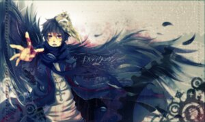 Rating: Safe Score: 16 Tags: guilty_crown male ouma_shuu shion_(pixiv) wings User: charunetra