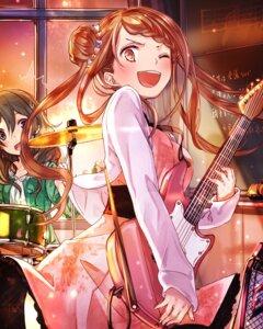 Rating: Safe Score: 20 Tags: dress guitar school_fanfare User: saemonnokami