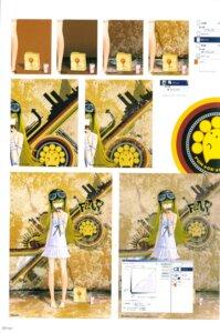 Rating: Safe Score: 9 Tags: bakemonogatari oshino_shinobu redjuice tutorial User: Radioactive