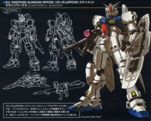 Rating: Safe Score: 7 Tags: gundam gundam_0083 mecha User: Radioactive