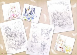 Rating: Safe Score: 16 Tags: fate/kaleid_liner_prisma_illya fate/stay_night maid seifuku sketch User: drop