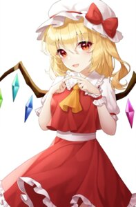 Rating: Safe Score: 16 Tags: dress flandre_scarlet meoyo touhou wings User: charunetra