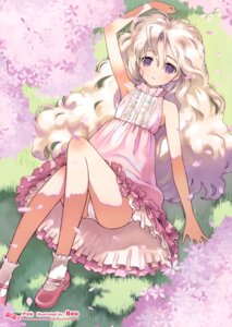 Rating: Questionable Score: 52 Tags: bou dress pantsu summer_dress User: Hatsukoi