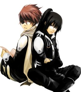 Rating: Safe Score: 3 Tags: d.gray-man honemaru kanda_yu lavi male User: Radioactive
