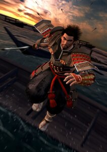 Rating: Questionable Score: 5 Tags: armor heishirou_mitsurugi male samurai soul_calibur sword User: Yokaiou