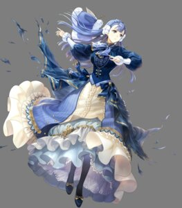 Rating: Questionable Score: 6 Tags: asatani_tomoyo dress fire_emblem fire_emblem_echoes fire_emblem_heroes nintendo rinea torn_clothes User: fly24