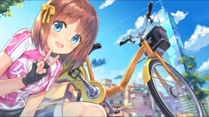 Rating: Safe Score: 15 Tags: bike_shorts endcard maiharu_hiromi minami_kamakura_koukou_joshi_jitenshabu tagme User: Iketani_RC