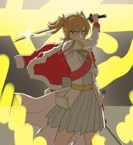 Rating: Safe Score: 9 Tags: daiba_nana shoujo_kageki_revue_starlight sword tagme uniform User: saemonnokami